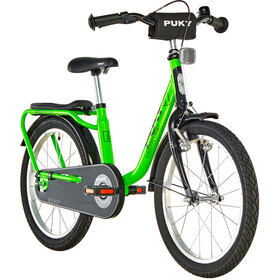 "Puky Z 8 Bicycle 18"" Kids kiwi/black"